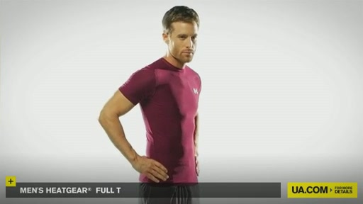 Men's HeatGear® Full T - image 4 from the video
