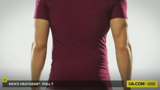 Men's HeatGear® Full T - image 8 from the video