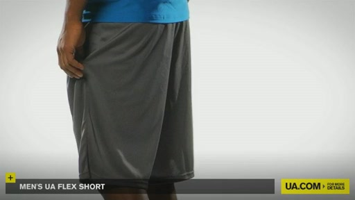 Men's UA Flex Short  - image 3 from the video
