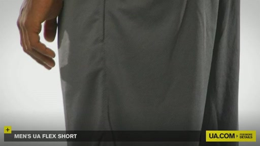 Men's UA Flex Short  - image 6 from the video
