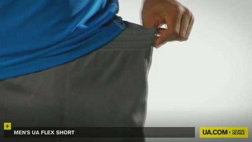 Men's UA Flex Short  - image 7 from the video
