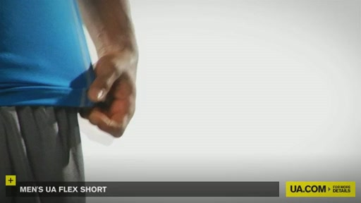 Men's UA Flex Short  - image 8 from the video