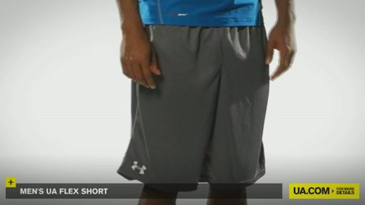 Men's UA Flex Short  - image 9 from the video