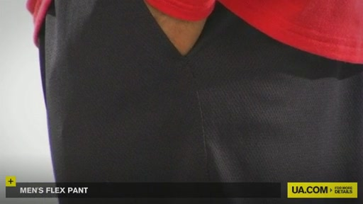 Men's Flex Pant  - image 3 from the video