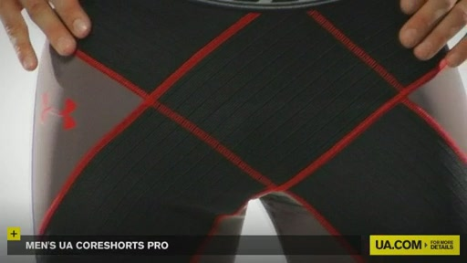 UA Coreshorts Pro - image 3 from the video