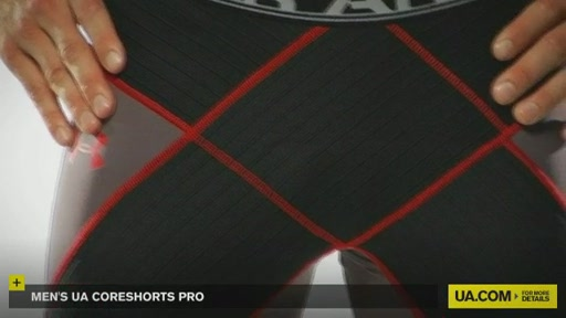 UA Coreshorts Pro - image 8 from the video