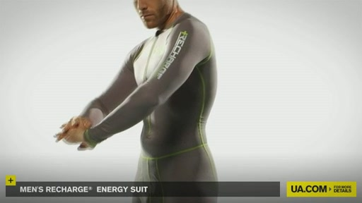 Men's Recharge® Energy Suit  - image 4 from the video