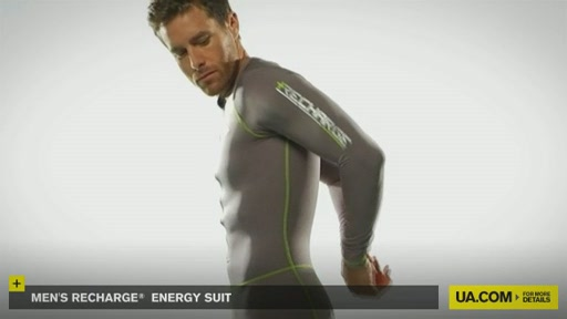 Men's Recharge® Energy Suit  - image 5 from the video