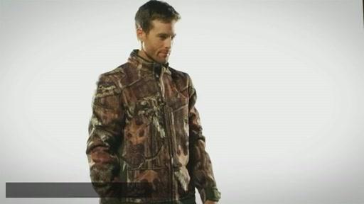 Men's Capture Fleece Jacket - image 1 from the video