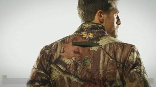 Men's Capture Fleece Jacket - image 10 from the video