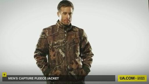 Men's Capture Fleece Jacket - image 2 from the video