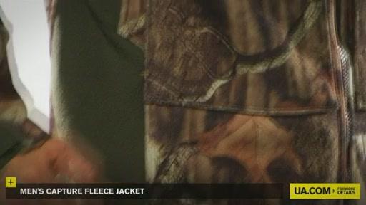 Men's Capture Fleece Jacket - image 3 from the video
