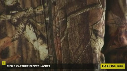 Men's Capture Fleece Jacket - image 4 from the video