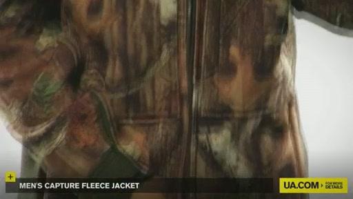 Men's Capture Fleece Jacket - image 6 from the video