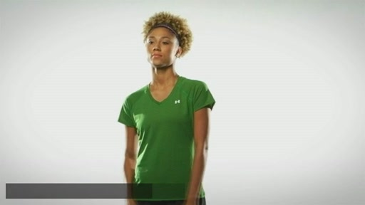 Women's UA Tech™ Shortsleeve T - image 1 from the video