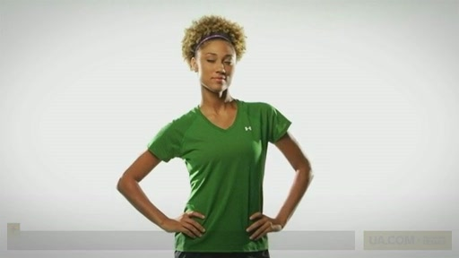 Women's UA Tech™ Shortsleeve T - image 10 from the video