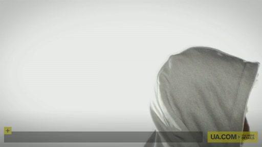 Men's Armour® Fleece Full Zip Hoody - image 10 from the video
