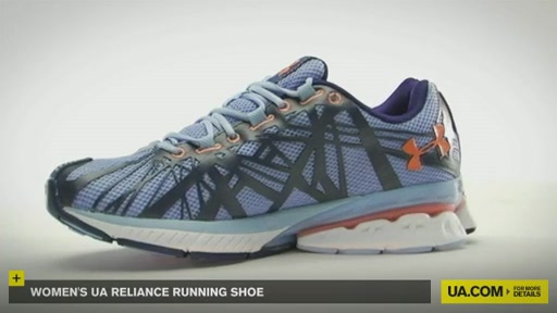 Women's UA Reliance Running Shoe  - image 2 from the video
