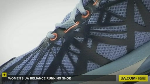 Women's UA Reliance Running Shoe  - image 3 from the video