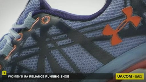 Women's UA Reliance Running Shoe  - image 4 from the video