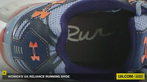 Women's UA Reliance Running Shoe  - image 5 from the video