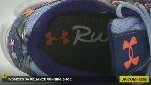 Women's UA Reliance Running Shoe  - image 6 from the video
