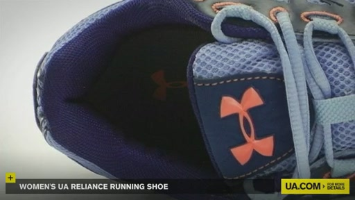 Women's UA Reliance Running Shoe  - image 7 from the video
