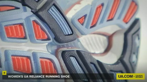Women's UA Reliance Running Shoe  - image 8 from the video