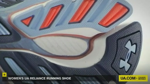 Women's UA Reliance Running Shoe  - image 9 from the video
