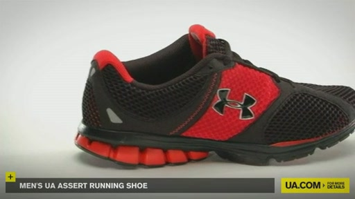 Men's UA Assert Running Shoe - image 2 from the video