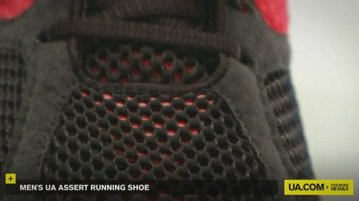 Men's UA Assert Running Shoe - image 3 from the video