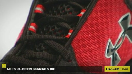 Men's UA Assert Running Shoe - image 4 from the video