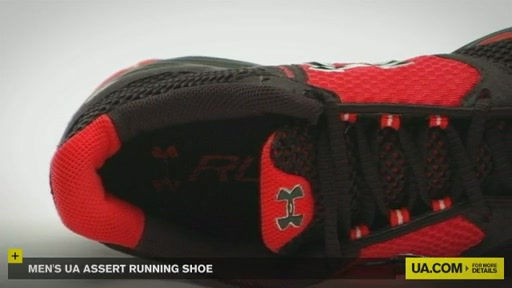 Men's UA Assert Running Shoe - image 6 from the video