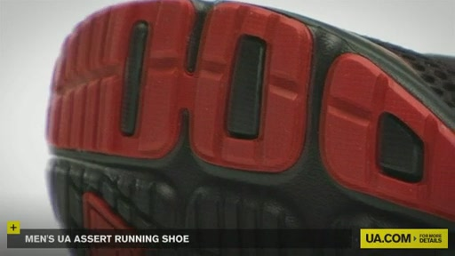 Men's UA Assert Running Shoe - image 7 from the video