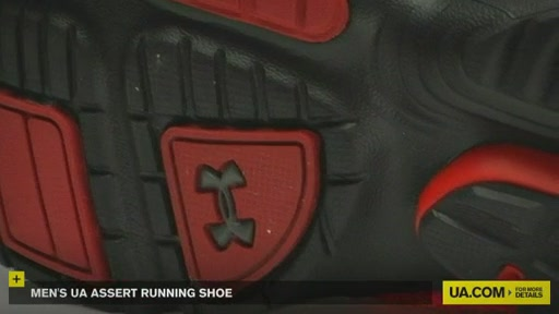 Men's UA Assert Running Shoe - image 8 from the video