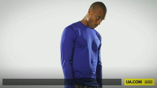 Men's UA ColdGear® Fitted Crew - image 1 from the video