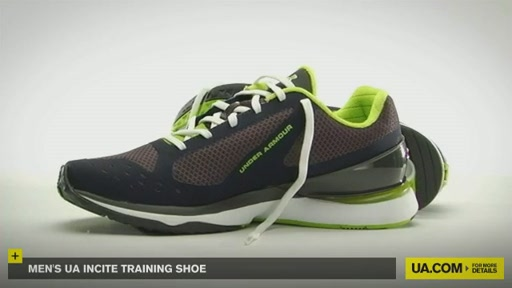 Men's UA Incite Training Shoe - image 2 from the video
