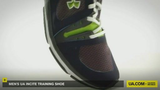 Men's UA Incite Training Shoe - image 3 from the video