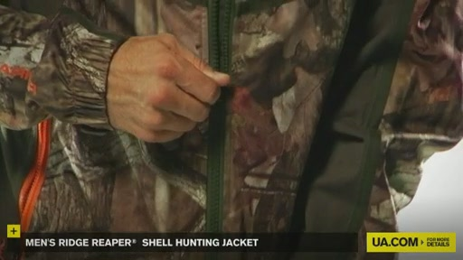 Men's Ridge Reaper® Shell Hunting Jacket - image 2 from the video