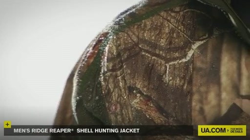 Men's Ridge Reaper® Shell Hunting Jacket - image 4 from the video
