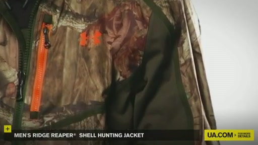 Men's Ridge Reaper® Shell Hunting Jacket - image 5 from the video
