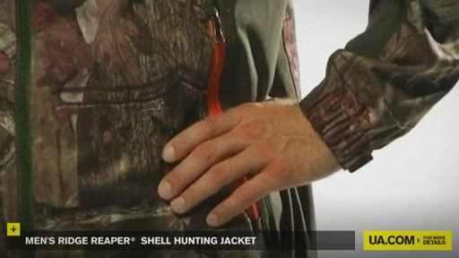 Men's Ridge Reaper® Shell Hunting Jacket - image 6 from the video