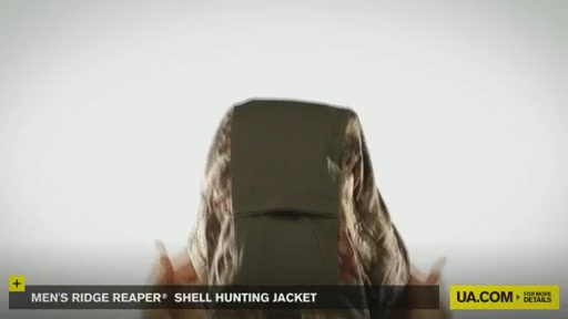 Men's Ridge Reaper® Shell Hunting Jacket - image 8 from the video