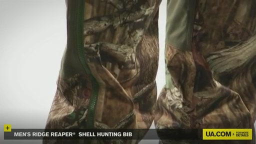 Men's Ridge Reaper® Shell Hunting Bib - image 6 from the video