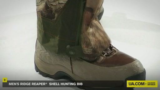 Men's Ridge Reaper® Shell Hunting Bib - image 9 from the video