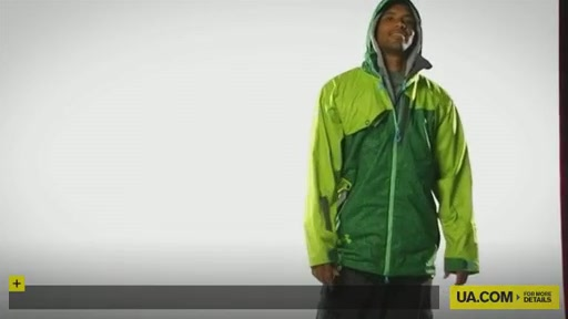 Men's Snowpocalypse Jacket - image 10 from the video