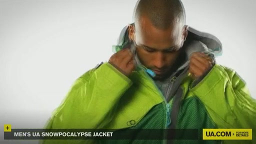 Men's Snowpocalypse Jacket - image 3 from the video