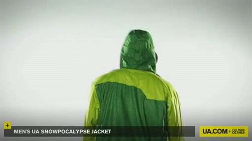 Men's Snowpocalypse Jacket - image 5 from the video
