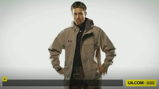 Men's Big Shell Hunting Jacket - image 1 from the video