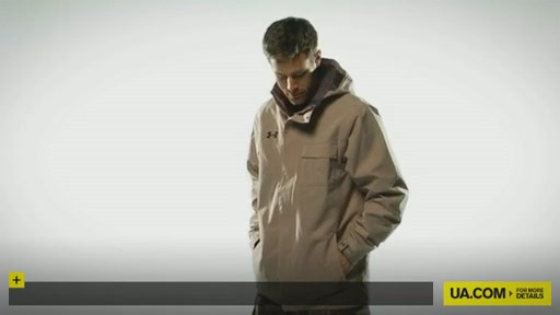 Men's Big Shell Hunting Jacket - image 10 from the video
